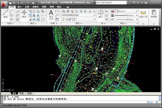 autocad00中文版_AutoCAD2010入门到精通视频教程CAD教程5