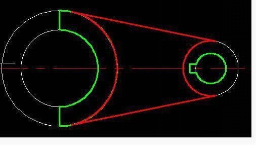 梯形三角堰三维图-二维图画三维图最快的方法和思路图片