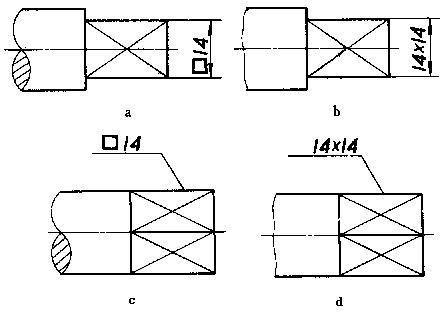 机械制图基本知识大全 CAD机械基础 CAD培训 CAD制图 机械制图