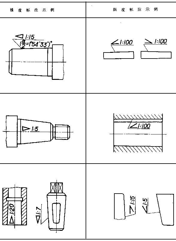 机械制图底座画法