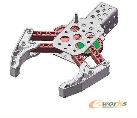 乐高的机器人设计图片展示