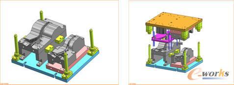 ug nx软件在模具设计及模架虚拟装配中的实际应用